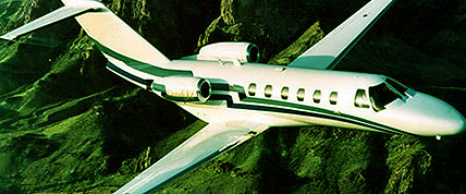 Citation II Private Jet